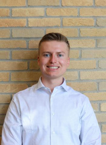 Welcome Judd VanBergen!